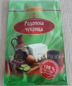 Chubrista Rodopska style