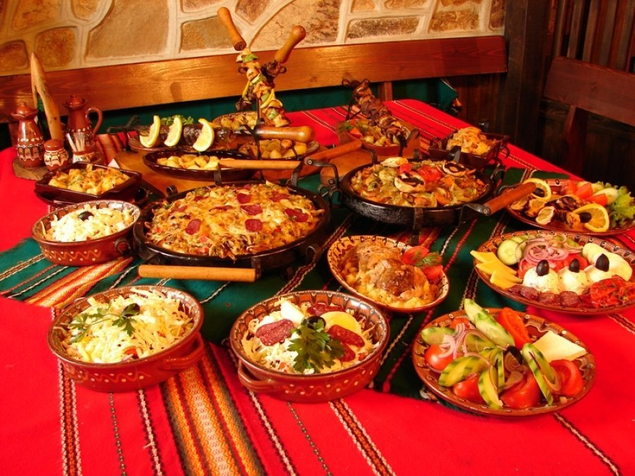 traditional bulgarian dishes