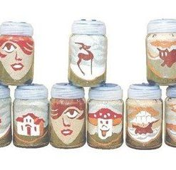 sharena salt souvenir jars