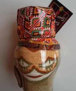 Balkan Sharena Salt - Bulgarian Souvenir Jar