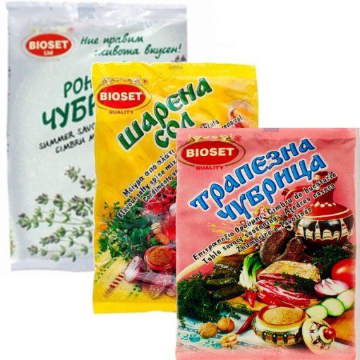 Bulgarian Spices Sampler