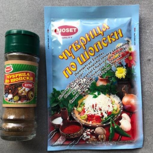 Shopska and Refil image