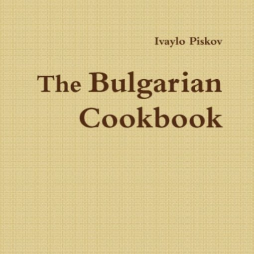 the bulgarian cookbook 84 pages